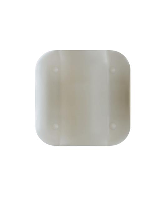 Канистра пластиковая с двумя горловинами 50 литров
