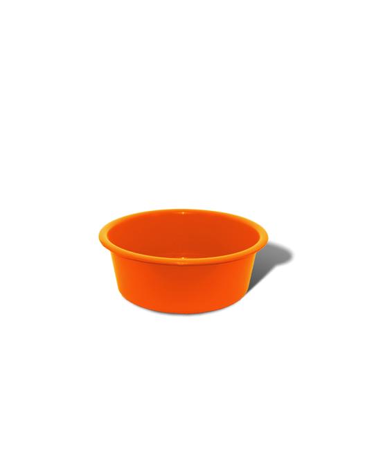 Таз пластиковый пищевой круглый 7 литров