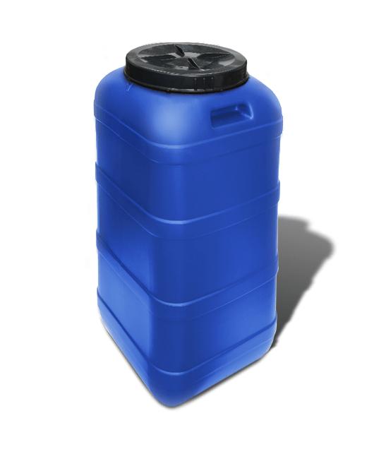 Фляга пластиковая с крышкой 120 литров