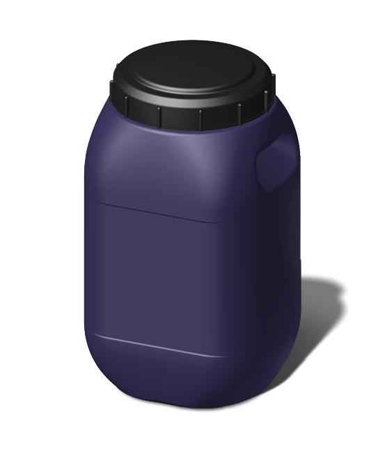 Фляга пластиковая с крышкой 20 литров