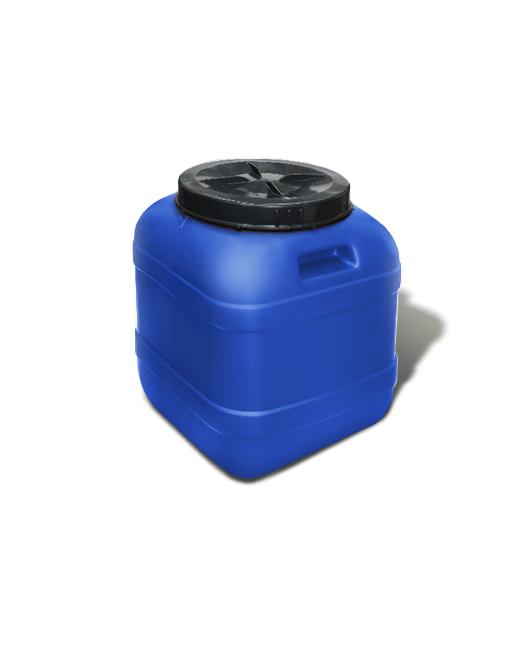 Фляга пластиковая с крышкой 60 литров