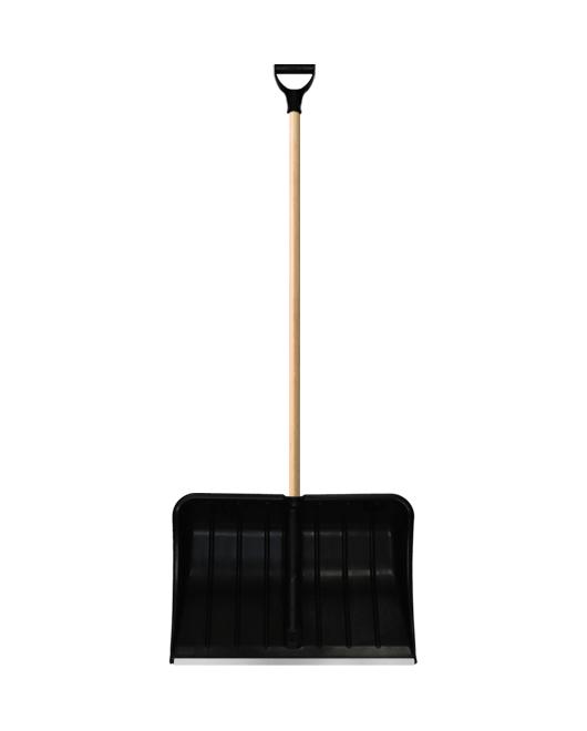 Лопата снеговая зимняя пластиковая №9